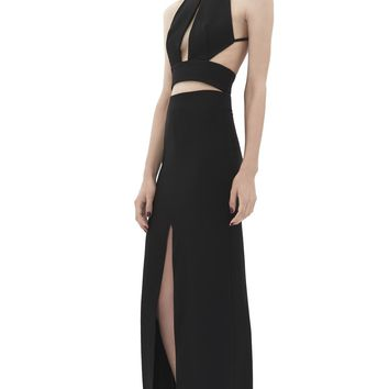 Ferrara Maxi Dress Black