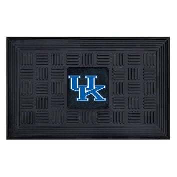 Kentucky Wildcats NCAA Vinyl Doormat (19x30)