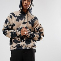Weekday Big Hawk Tie Dye Hoody at asos.com