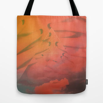 Head in the Clouds Tote Bag by DuckyB (Brandi)