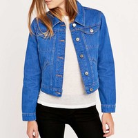 BDG 70s Blue Denim Jacket - Urban Outfitters