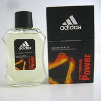 Adidas EXTREME POWER for Men by Coty EDT Spray 3.4 oz