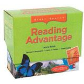 Great Source Reading Advantage Student Journal 5-pack Level E