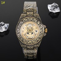 Rolex Fashion New couple retro watch wristwatch 1#