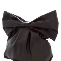 Bow Clutch - Black