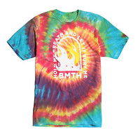 Bring Me The Horizon Drown Tie Dye T-Shirt