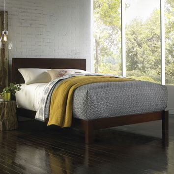 Mercury Row Apollo Headboard & Bed Set