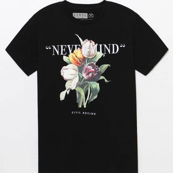 Civil Nevermind T-Shirt at PacSun.com