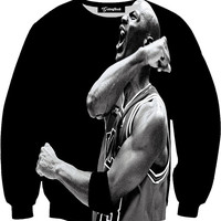 True Passion Jordan Crewneck