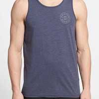 Men's Brixton 'Oath' Graphic Tank Top,