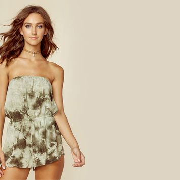 Tube Pocket Romper