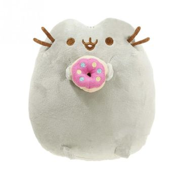 15 cm children baby doll Toys Pillow Fat Pusheen Cat Cookie & Icecream & Doughnut & Cake Stuffed & Plush Animals Toys for Girls