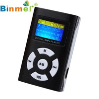 U 2017 USB Mini MP3 Player LCD Screen Support 32GB Micro SD TF Card New Portable MP3 Music Player LCD Screen MP3 Player wholesal