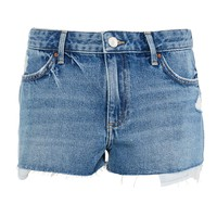 MOTO Cory Denim Shorts - Holiday Shop - Clothing