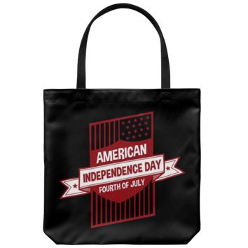American Independence Day - Tote Bag