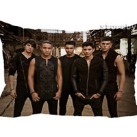 """Best CNCO Band Zippered Pillow Case 16""""x 24"""" - 2 sides Cushion Cover"""