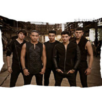 "Best CNCO Band Zippered Pillow Case 16""x 24"" - 2 sides Cushion Cover"