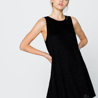 RIBBED A-LINE DRESS - BASICS - WOMAN - PULL&BEAR United Kingdom