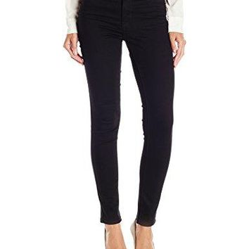 Levi's Women's Slimming Skinny Jean, Blackened Ash