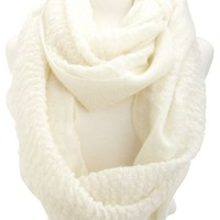 Basic Knit Infinity Scarf: Charlotte Russe