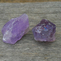 Amethyst, Raw Purple Crystals, Gemstones, Crystals, Druzy, Quartz, Agate, Jewelry Supplies, Destash, Supply Lot, Jewelry Making,