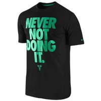 Nike Kobe Never Not Doin It T-Shirt - Men's
