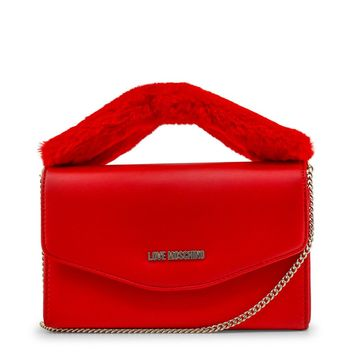 Love Moschino  Women Red Clutch bags - Jc4299Pp06Kp