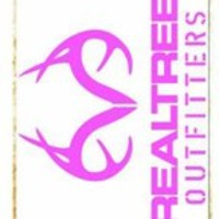 SPG's Realtree Outfitters Pink Vinyl Decal