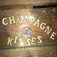 Pressed Glitter - Champagne Kisses