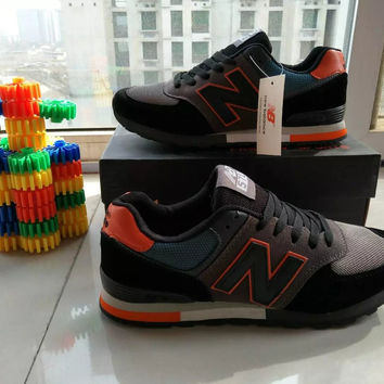 """""""New Balance"""" Fashion Casual All-match Male Female N Words Breathable Couple Sneakers Running Shoes"""