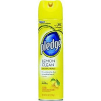 Pledge Furniture Polish, Lemon, 12.5 oz. Aerosol