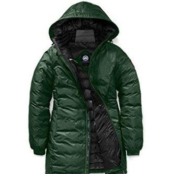 Canada Goose Women's Camp Hooded Jacket  canada goose women