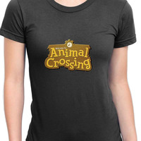 Animal Crossing Womens T Shirt