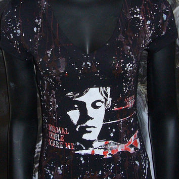 DiY American Horror Story shirt You choose the size Tate Langdon