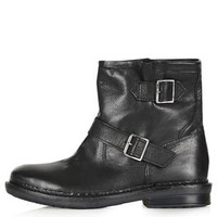 ANIMAL Ankle Boots - Black