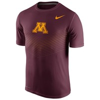 Nike Minnesota Golden Gophers Sideline Legend Dri-FIT Performance Tee