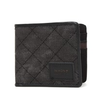 Nixon Bespoke Bifold Wallet - Mens Wallets - Black - One