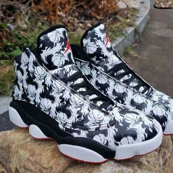 DCCK Air Jordan 13 Retro Graffiti