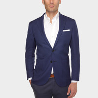 The Royal Blue Wellington Sport Coat