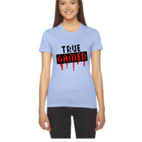 True Gamer Stamp - Women's Tee