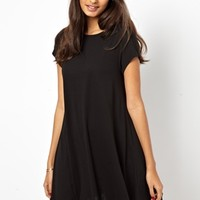 Glamorous Swing Dress Short Sleeve