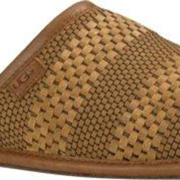 Ugg Men's Scuff Weave Slipper