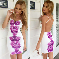 New Fashion Summer Sexy Women Dress Casual Dress for Party and Date = 4458038788