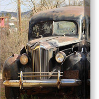 Digger O Balls Funeral Pallor Hearse Photograph Tombstone AZ Prints, Postcards, Note Cards, Coffee Mugs, Throw Pillows Great Christmas Gift