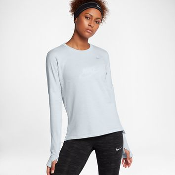 Nike Therma Sphere Element Women's Long Sleeve Running Top. Nike.com