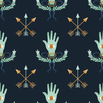 Secret Society Removable Wallpaper