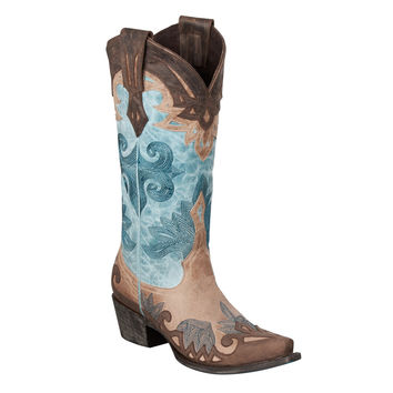 Lane Boots - Maggie Brown