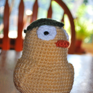 Crochet Duck Spirit