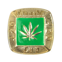 WEED CHAMPION RING