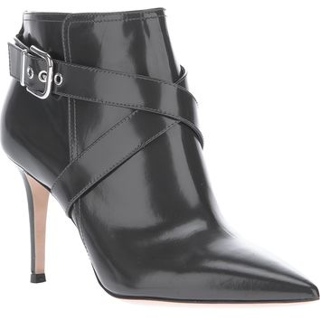 Gianvito Rossi Buckled Ankle Boot